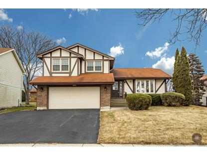 1028 FORDHAM Way Westmont, IL MLS# 10170928