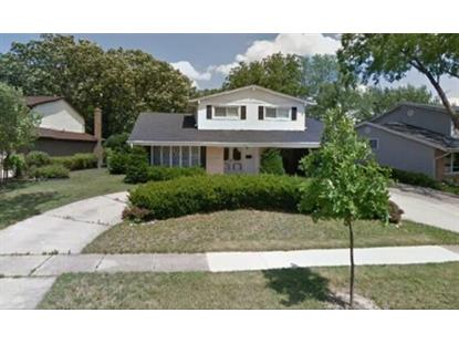 415 Redwood Lane Schaumburg, IL MLS# 10171072