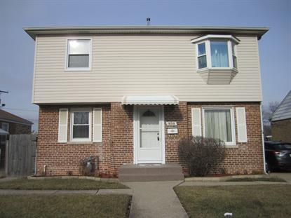 9718 REEVES Court Franklin Park, IL MLS# 10171114
