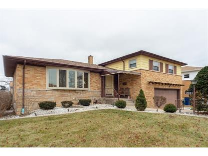 1651 Clinton Court Melrose Park, IL MLS# 10249492