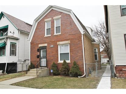 842 E 88th Place Chicago, IL MLS# 10249523