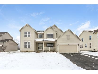 154 Fox Bend Circle Bolingbrook, IL MLS# 10250239
