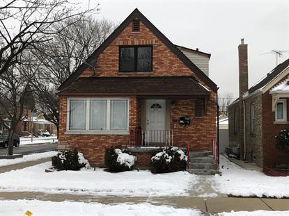 4158 W 57th Place Chicago, IL MLS# 10250754