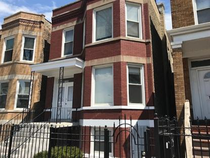 1205 N Hamlin Avenue Chicago, IL MLS# 10250851