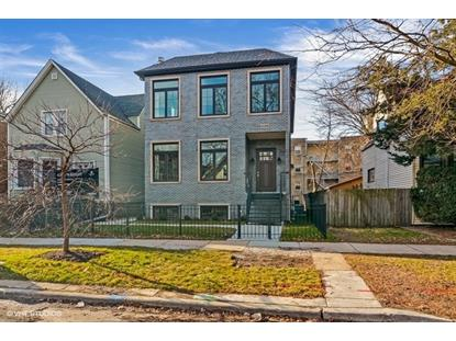 4306 N MOZART Street Chicago, IL MLS# 10252043
