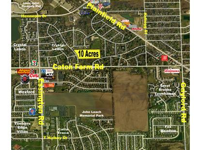0 Chevy Chase Drive & Caton Farm Road Joliet, IL MLS# 10253473