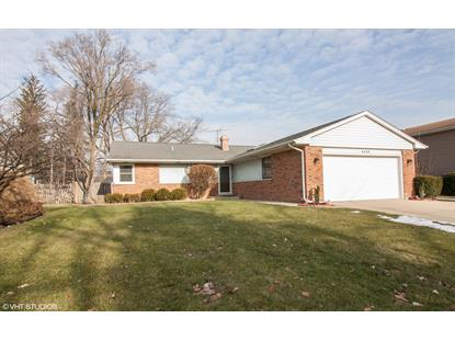 1768 E Wood Lane Mount Prospect, IL MLS# 10253679