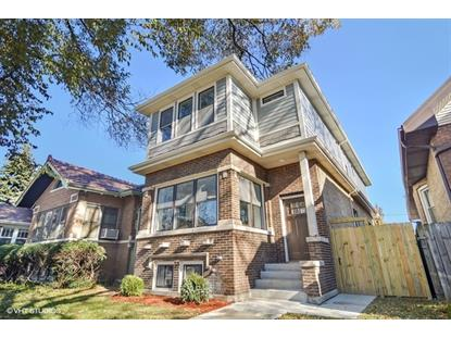 4923 N CALIFORNIA Avenue Chicago, IL MLS# 10254040