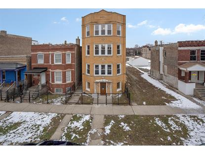 4826 W Gladys Avenue Chicago, IL MLS# 10254820