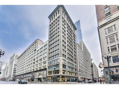 6 E Monroe Street Chicago, IL MLS# 10254963