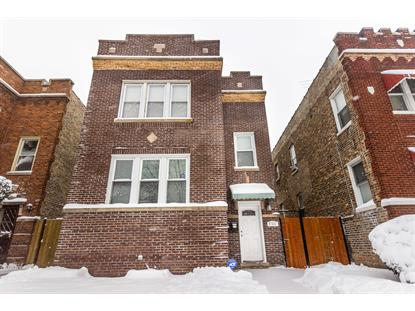 1721 N Monitor Avenue Chicago, IL MLS# 10255914
