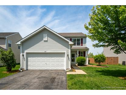 435 Grapevine Trail Oswego, IL MLS# 10377868