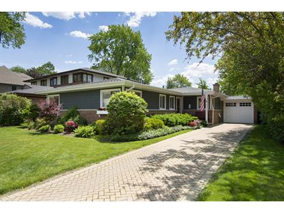 2727 Orchard Lane Wilmette, IL MLS# 10386643