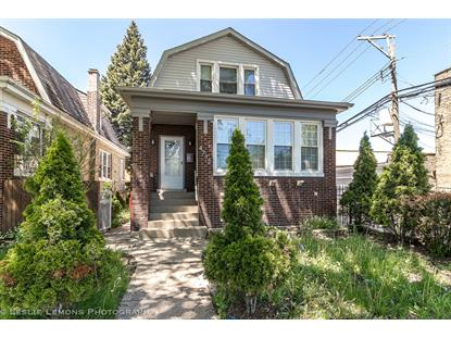 4772 N KEYSTONE Avenue Chicago, IL MLS# 10387775