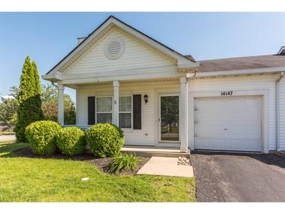 14147 Faulkner Court Plainfield, IL MLS# 10416322