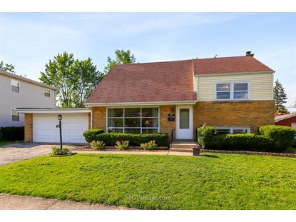487 Longwood Court Chicago Heights, IL MLS# 10416492