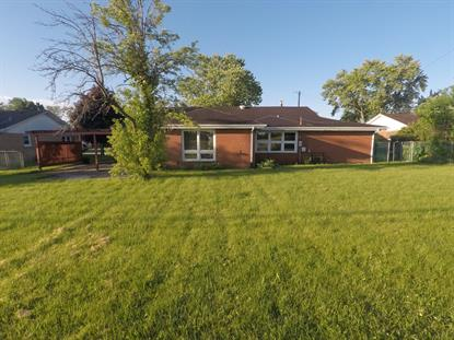 473 8th Street Chicago Heights, IL MLS# 10417780