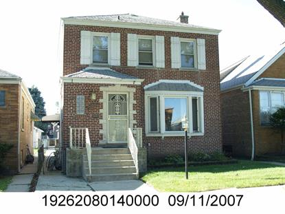 3511 W 72nd Street Chicago, IL MLS# 10417857