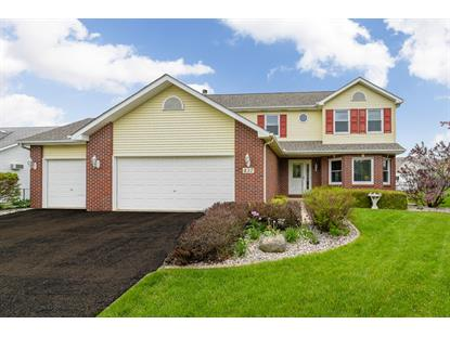 437 Badger Lane Oswego, IL MLS# 10426846