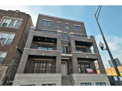 2341 W Roscoe Street Chicago, IL MLS# 10445806