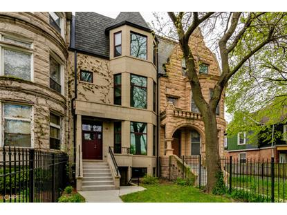 4541 S Greenwood Avenue Chicago, IL MLS# 10446314