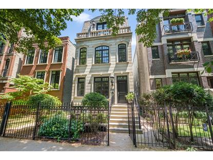 2037 N Bissell Street Chicago, IL MLS# 10450674