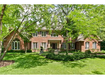 711 Rockefeller Road Lake Forest, IL MLS# 10540276