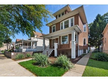 4327 North Ridgeway Avenue Chicago, IL MLS# 10543275