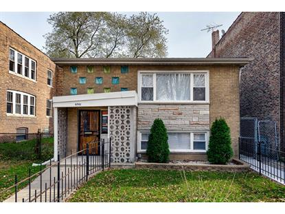 6741 South Indiana Avenue Chicago, IL MLS# 10567990