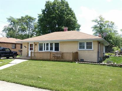 3731 148th Place Midlothian, IL MLS# 10607334
