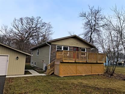134 Woodland Drive Round Lake Beach, IL MLS# 10624183