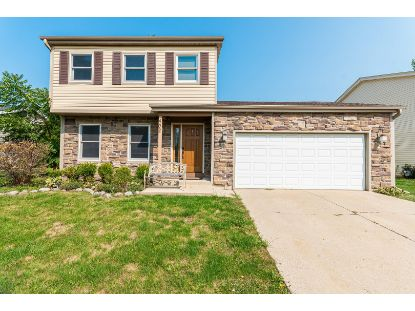 402 WELLINGTON Drive Streamwood, IL MLS# 10861438