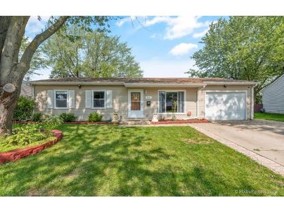 842 Post Lane Streamwood, IL MLS# 10863897