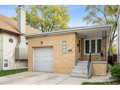 4307 N Narragansett Avenue Chicago, IL MLS# 10916917