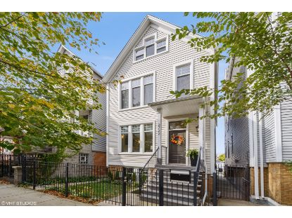 2722 N Artesian Avenue Chicago, IL MLS# 10917008