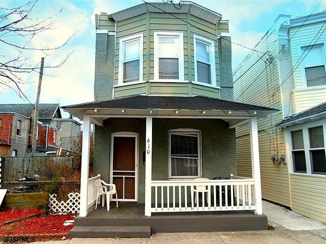 610 Drexel Ave, Atlantic City, NJ 08401