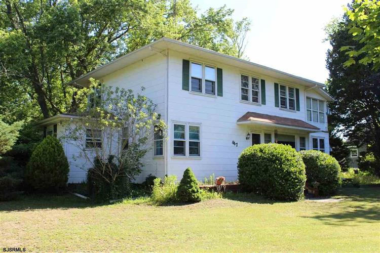 417 Route 49 Woodbine Nj 08270 For Sale Mls 489160