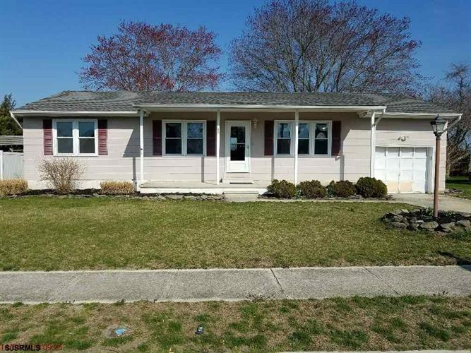 45 Bucknell Rd Road, Somers Point, NJ 08244