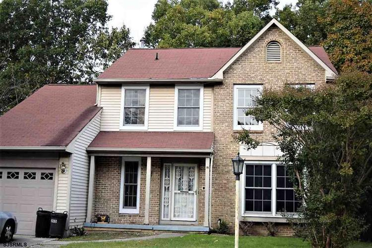 205 Shires Way, Egg Harbor Township, NJ 08234