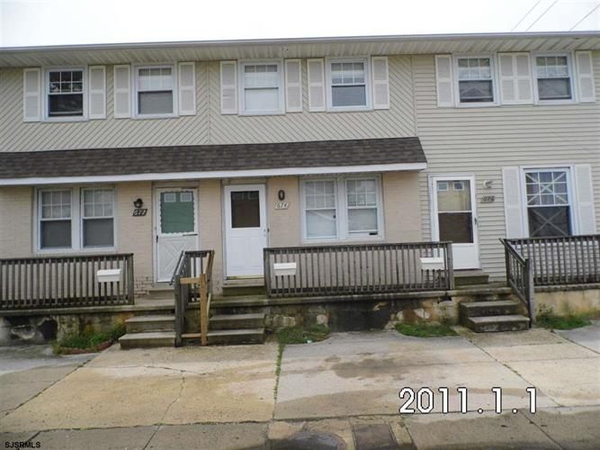 674 and 676 Carolyn Terrace, Atlantic City, NJ 08401 - Image 1