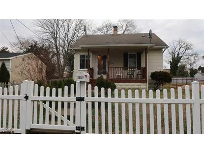 1517 Ocean Ave Pleasantville, NJ MLS# 516162