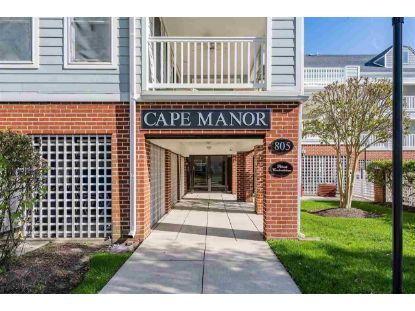 805 Pittsburgh Ave Cape May, NJ MLS# 545927