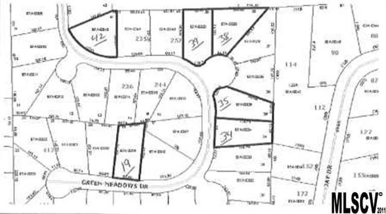 Lot 19 GREEN MEADOWS DR, Taylorsville, NC 28681
