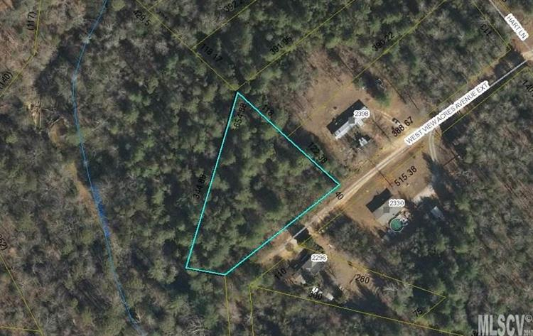 0 WEST VIEW ACRES AVE EXT, Hickory, NC 28601
