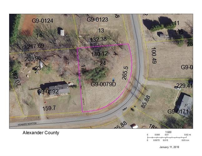 Lot 24 HOWARD NORTON DR, Hiddenite, NC 28636