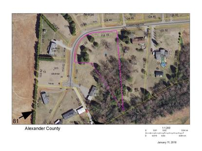Lot 8 HOWARD NORTON DR , Hiddenite, NC