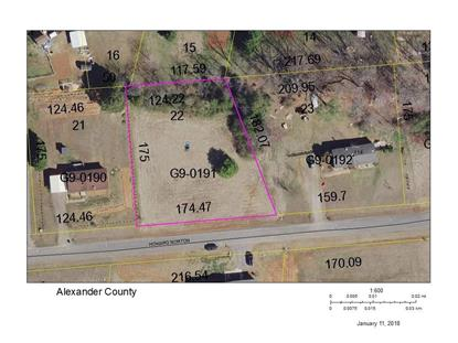 Lot 22 HOWARD NORTON DR , Hiddenite, NC