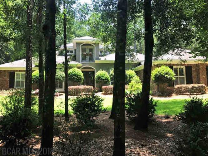 166 Willow Lake Drive, Fairhope, AL 36532