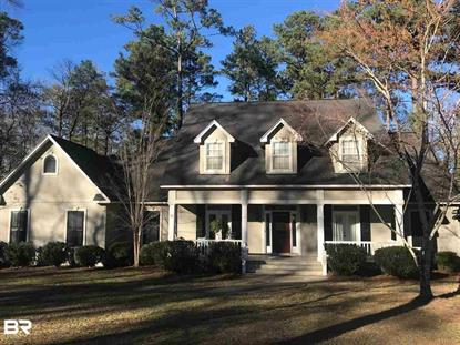 180 Belle Meade Drive  Brewton, AL MLS# 278178
