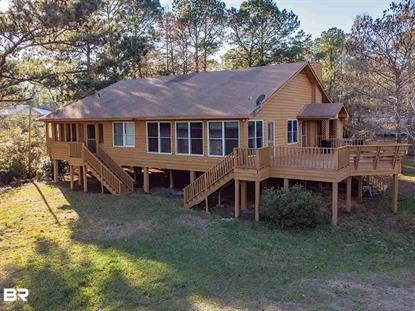 11696 Mary Ann Beach Road  Fairhope, AL MLS# 278445